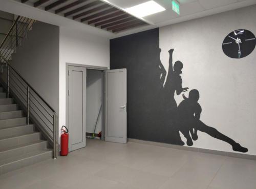 glavni hodnik kraj
